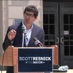 Resnick Promises Change Following Police Shooting