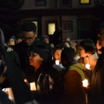AUDIO: Candlelight Vigil Held for Tony Robinson