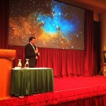 Neil deGrasse Tyson Celebrates Earth Day in Madison