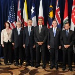 Leaked Draft of a Trans-Pacific Partnership Trade Deal
