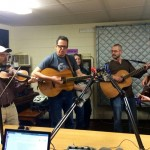 Hoot 'n Annie Live in Studio