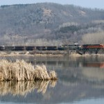 La Crosse Marsh Railway Project