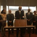 Black Leadership Council Prepares for Tony Robinson Protests
