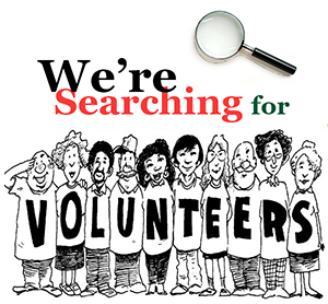 Image result for volunteers we need you