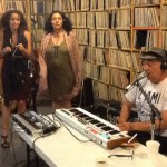 Lo'Jo Performs Live on WORT