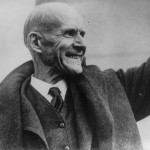 Photo of Eugene Debs, 1921