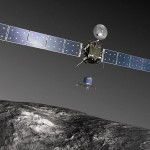 Update on Rosetta Space Probe