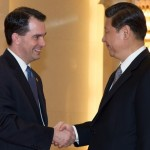 Analysis: Walker Talks Tough on China