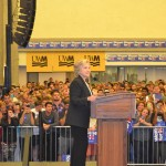 Hillary Disses Walker at Wisconsin Campaign Rally