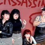 L'Assassins to slay audience Wednesday night at the Wisco