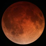 Rare Supermoon Lunar Eclipse on Sunday