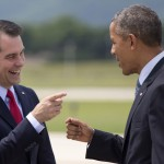 Labor Day Showdown: Obama vs. Walker