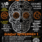 Day of the Dead Bike Tour to benefit WORT