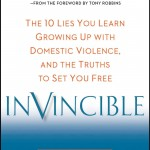 "Brian Martin, author of ""Invincible: The 10 Lies You Learn Growing Up with Domestic Violence, and the Truths to Set You Free"""
