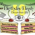 WORT Turns 40 – Birthday Bash benefit Saturday at High Noon Saloon