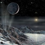 Ice Volcanoes on Pluto