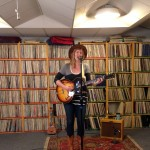 Anna Vogelzang At The Stacks