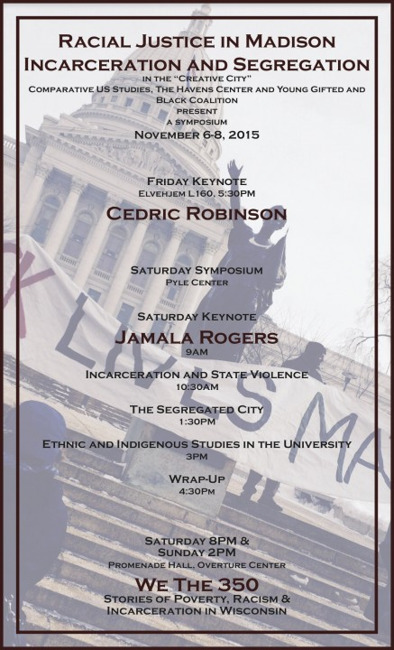 Race in Madison Symposium