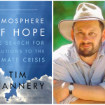 """Atmosphere of  Hope"" offers new look at mitigating climate change"