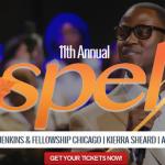 11th Annual Fall Gospel Fest Saturday, November 7th