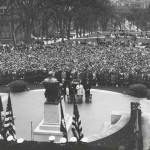 Madison Mourns JFK