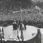 Madison Mourns JFK