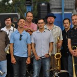 Mama Digdown's Brass Band celebrates WORT's 40th Birthday Saturday