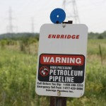 350 Madison Climate Action team takes on Enbridge pipeline