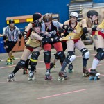 Roller derby, and a retrospective look at 2015