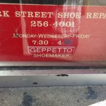 Park Street Shoe Repair Still Kicking