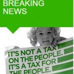 """Can a """"Robin Hood Tax"""" catch on?"""
