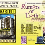 Rumors Of Truth Womens Theater Production