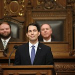 Walker Talks Economy and Education in State of the State Address