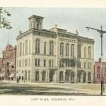 Madison's First City Hall