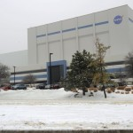 Snowed in at NASA