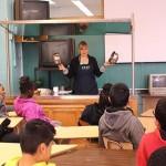 Chef in the Classroom Breakfast Benefit