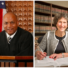 Judge Donald and Judge Kloppenburg