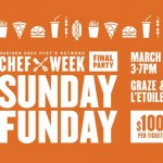 This Is What I Ate – Sunday Funday
