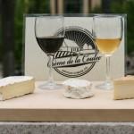 Crème de la Coulée Cheese Maker Bill Anderson