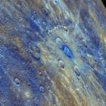 Mercury's Pencil Lead Crust