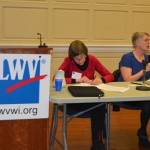Interview with VP of League of Women Voters of Dane County, Ingrid Rothe