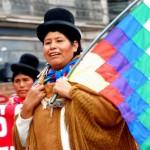 Mujeres indígenas y activismo social en los Andes (entrevista a Carol...