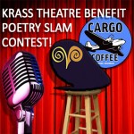 Poetry Slam Contest to Benefit Krass Theater