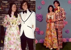 1975 fashion victims unite at the WORT People's Prom!