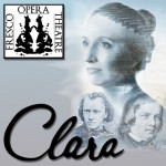 Image of Theatre Poster for the production Clara