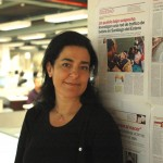 #viajosola: Silvina Heguy contra la violencia de género