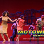 Image of dance number from Motown The Musical