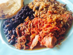 Chile Shredded Pork