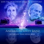 D.J. el Serpentine interviews Jon Anderson of AndersonPonty Band