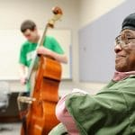 Jazz Legend Richard Davis Retires from UW